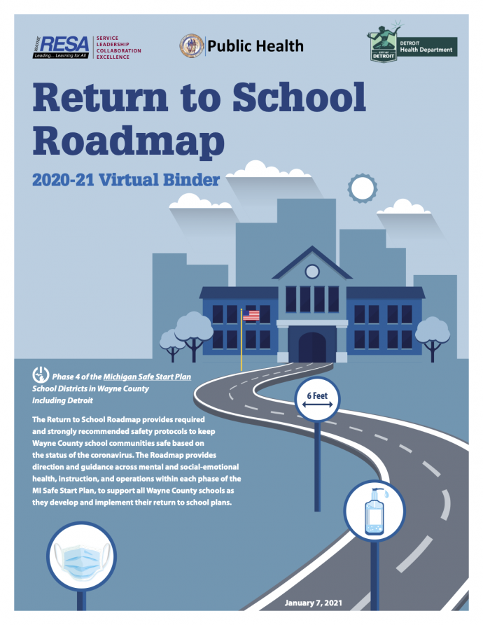 Return to School Roadmap 2020-21 Virtual Binder
